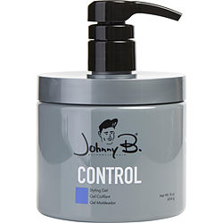 Johnny B CONTROL STYLING GEL 16 OZ for MEN, Recommended use