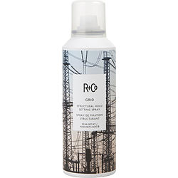 R+CO GRID STRUCTURAL HOLD SETTING SPRAY 5 OZ for UNISEX, Recommended use