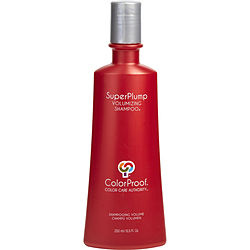 Colorproof SUPERPLUMP VOLUMIZING SHAMPOO 8.5 OZ for UNISEX, Recommended use