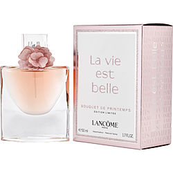 LA VIE EST BELLE BOUQUET DE PRINTEMPS EAU DE PARFUM SPRAY 1.7 OZ for WOMEN, Recommended use