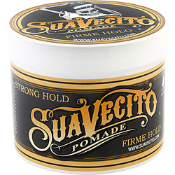 SUAVECITO FIRME (STRONG) HOLD POMADE 32 OZ for MEN, Recommended use