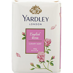 YARDLEY ENGLISH ROSE LUXURY SOAP 3.5 OZ for WOMEN, Recommended use CASUAL