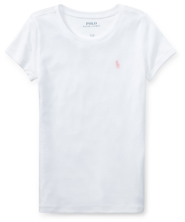 RALPH LAUREN GIRLS T-SHIRT