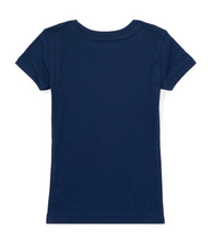 Afbeelding in Gallery-weergave laden, RALPH LAUREN GIRLS T-SHIRT