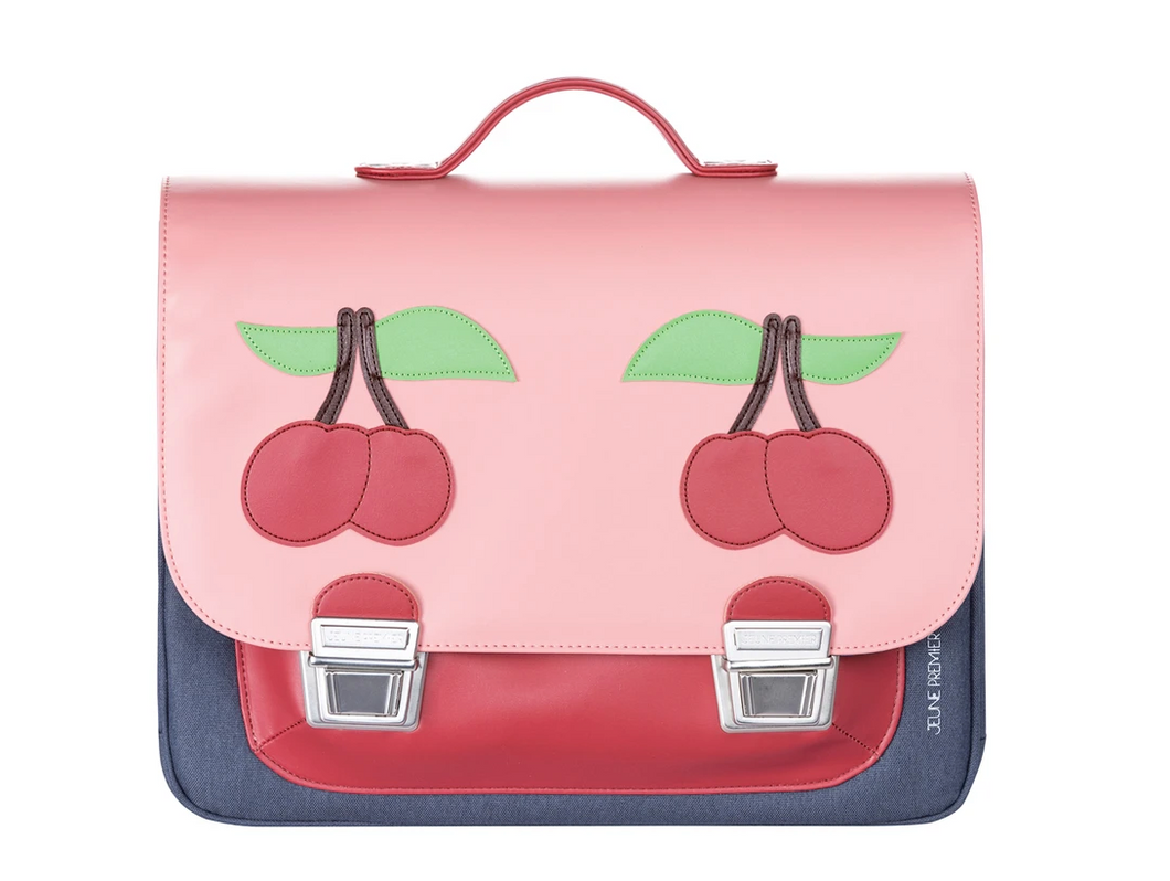 JEUNE PREMIER IT BAG MIDI CHERRY PINK