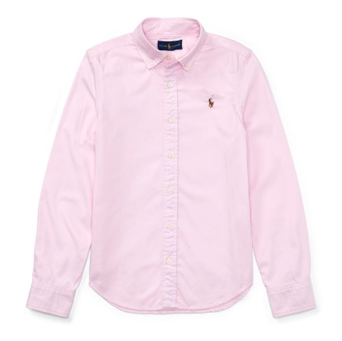 RALPH LAUREN GIRLS HEMD