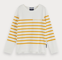 Afbeelding in Gallery-weergave laden, SCOTCH & SODA BOYS SWEATER