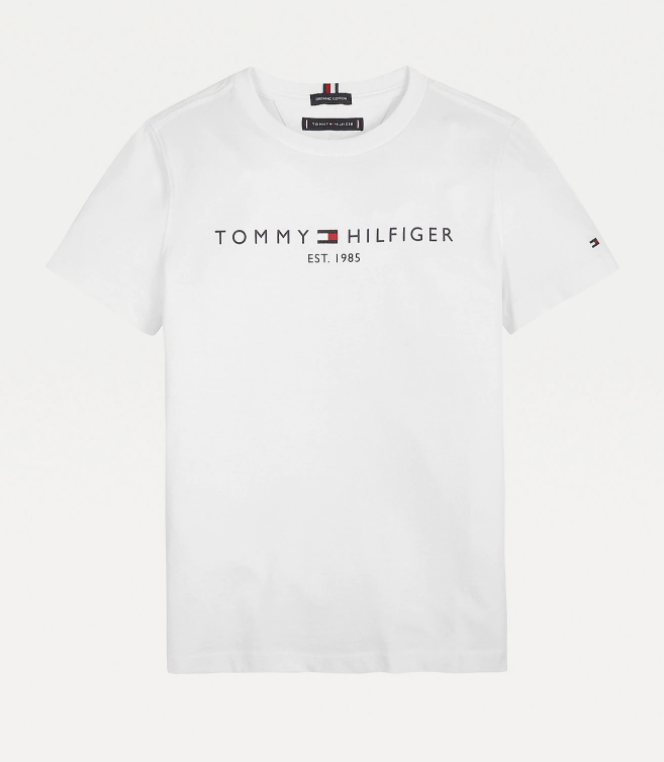 TOMMY HILFIGER BOYS T-SHIRT