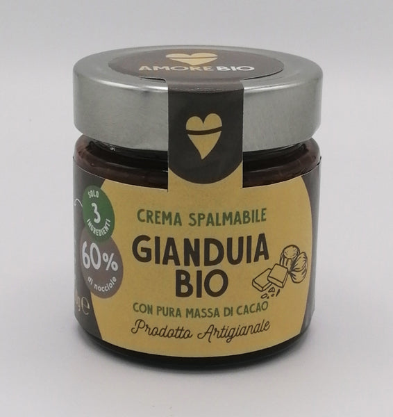 Spalmabile Gianduia Bio