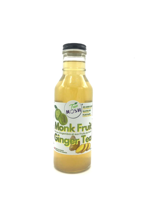 Drinks: Monk Fruit Ginger Tea - True NOSH