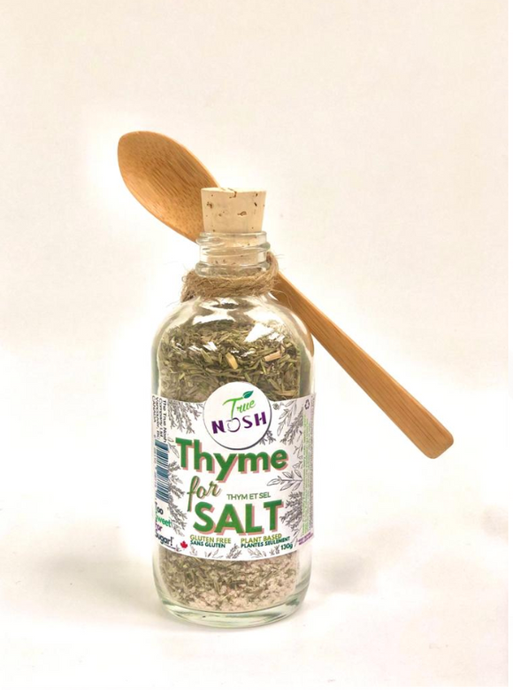 Healthy Seasoning: Thyme for Salt