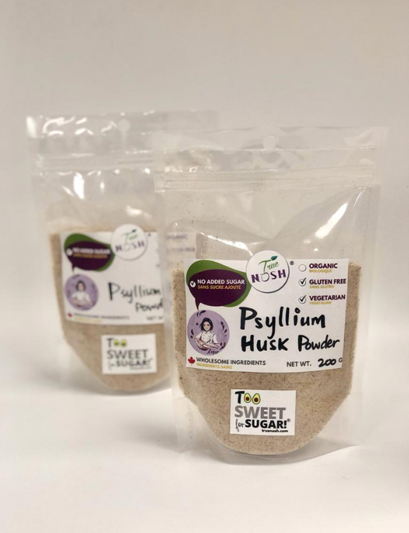 Psyllium Husk Powder - True NOSH