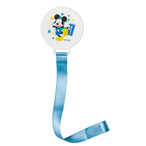 Attache tétine ruban Disney Mickey Bloom - Disney Baby