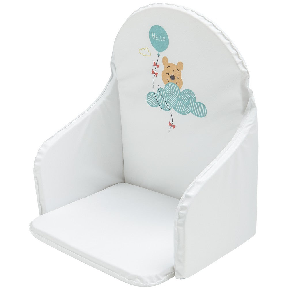 Coussin de chaise haute Disney Winnie Hello my Funshine - Disney Baby