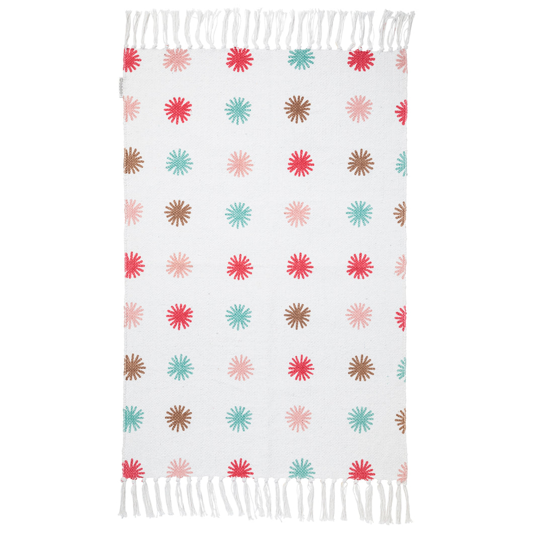 Tapis en toile Little Lama - 60x90 cm - Little-Band.fr