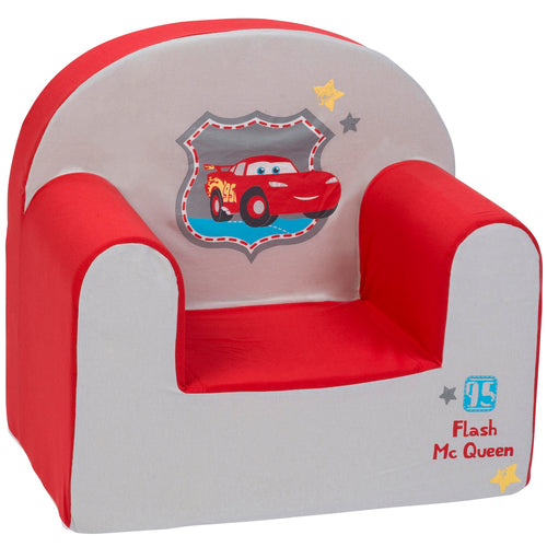 Fauteuil droit enfant Disney Cars Flash Mc Queen - Disney Baby