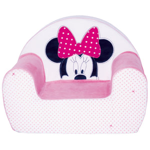 Fauteuil club enfant Disney Minnie Patchwork - Disney Baby