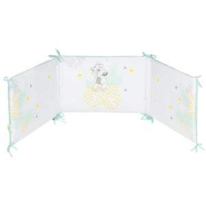 Tour de lit adaptable Disney Roi Lion - 40x180 cm - Disney Baby