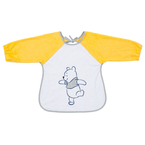 Bavoir tablier éponge Disney Winnie - 12 mois - Disney Baby