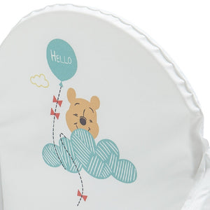 Coussin de chaise haute Disney Winnie Hello my Funshine