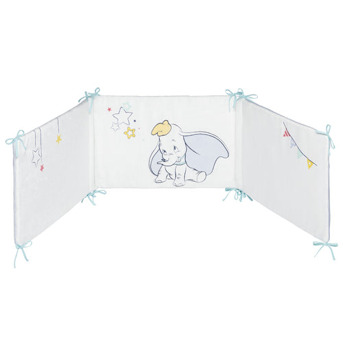 Tour de lit adaptable Disney Dumbo Classic - 120 à 140 cm - Disney Baby