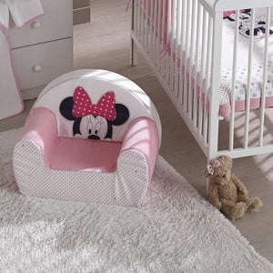 Lot Fauteuil club + housse de rechange Disney Minnie Patchwork