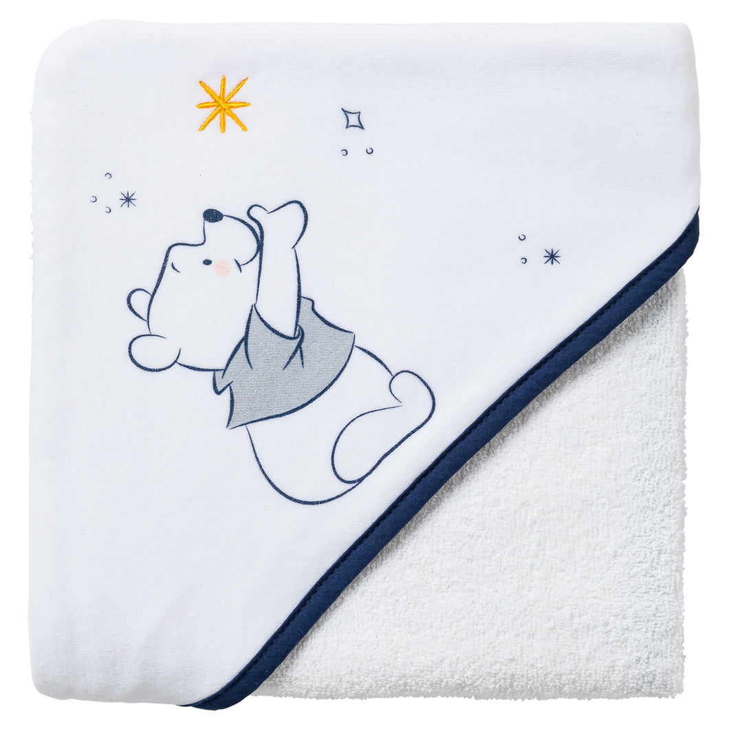 Cape de bain Disney Winnie Moon - 80x80 cm - Disney Baby