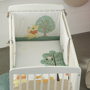 Tour de lit adaptable Disney Winnie Whimsy - 120 à 140 cm