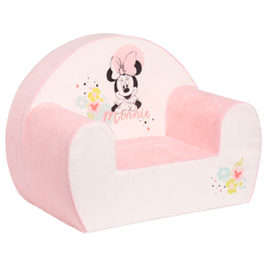 Fauteuil enfant club déhoussable Disney Minnie Floral - Disney Baby