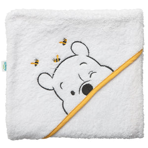 Cape de bain en éponge Disney Winnie - 80x80 cm - Disney Baby