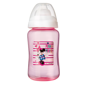 Tasse à bec souple Disney Minnie Pink Girl 250 mL