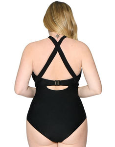 Wrapsody One piece Black