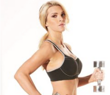 Load image into Gallery viewer, Pauline Sports Bra - Black
