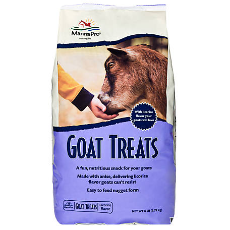 Donate Goat Treats