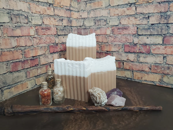 Butterbeer Soap