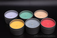 Tin Candle Sample Pack