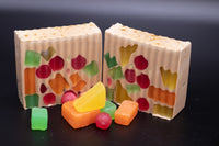 Fruitcake Soap