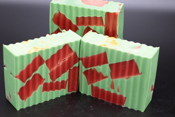 Dominic The Donkeys Christmas Soap