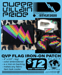 QVP Embroidered Patch
