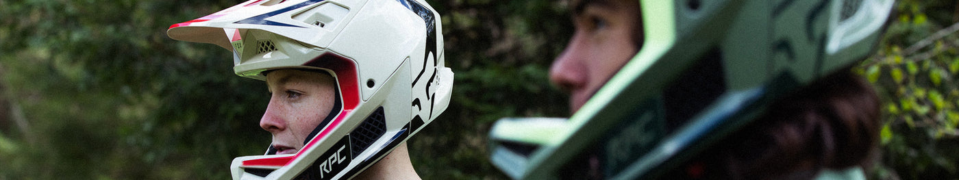 Mens MTB Full Face Helmets
