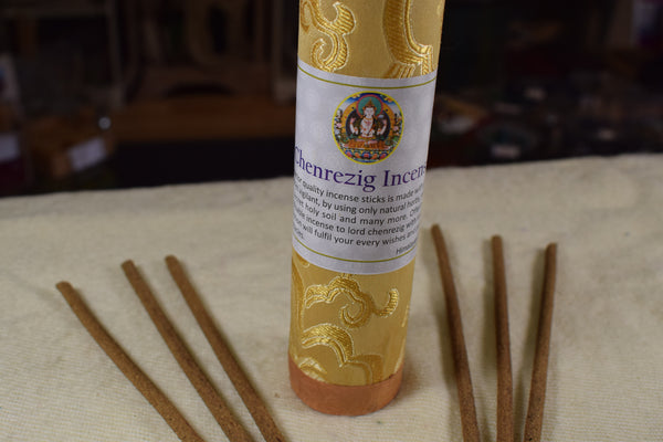 Bhutanese Incense