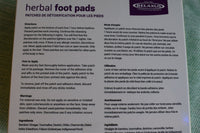 Detoxifying Foot Patches