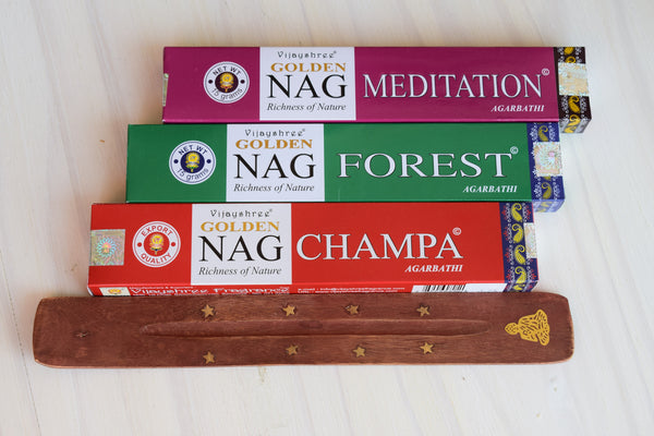 Beautiful Trance:  Incense Starter Kit