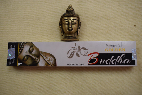 Golden Buddha Incense