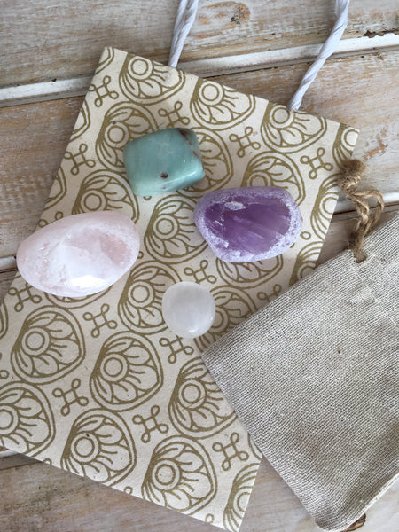 Stones for Comfort and Creativity