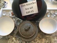 Zen Traveller Tea Set