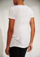 Melrose Short Sleeve Crew Neck