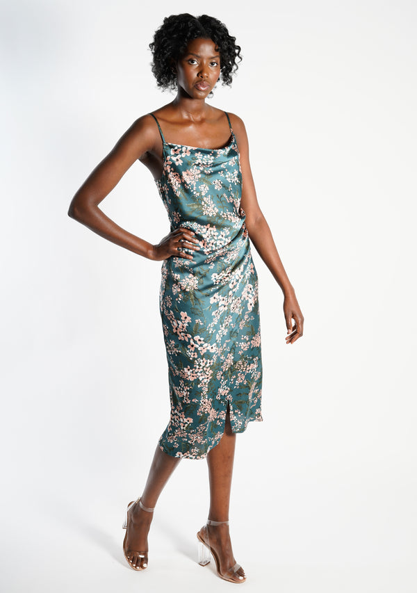 Maddy Floral Slip Dress