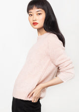 Vm Noma Long Sleeve O Neck Sweater