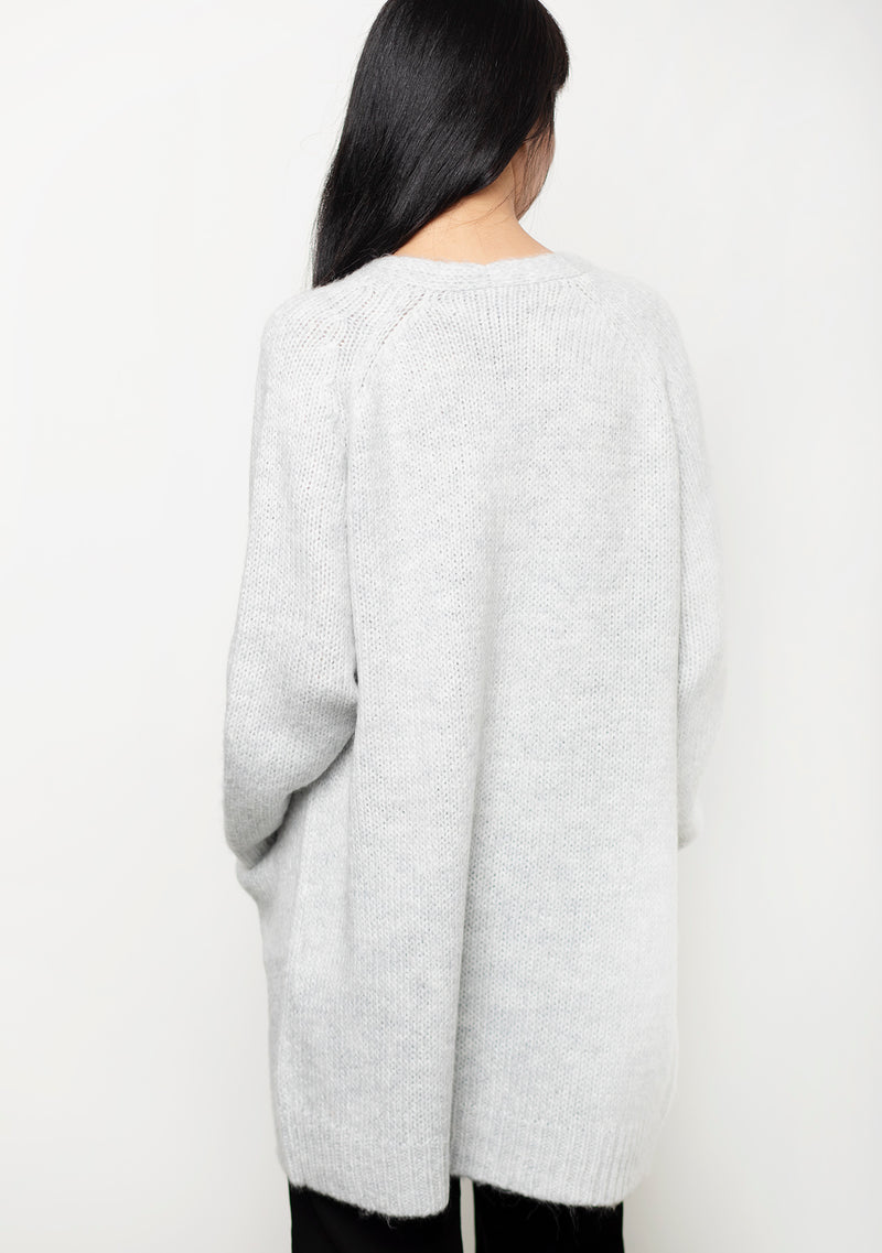 Vm Noma Long Sleeve O Neck Cardigan